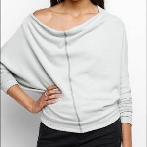 NWT-Project Social T Off White Off Shoulder